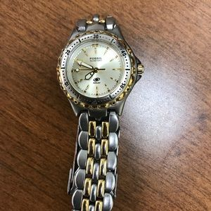 Fossil watch used size small
